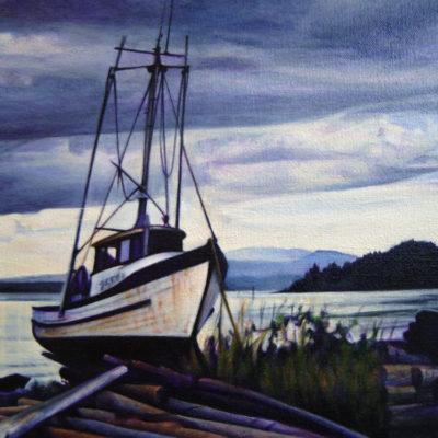 Quadra Fishing Boat 1 *