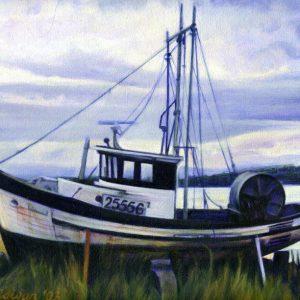 Quadra Fishing Boat 2 *