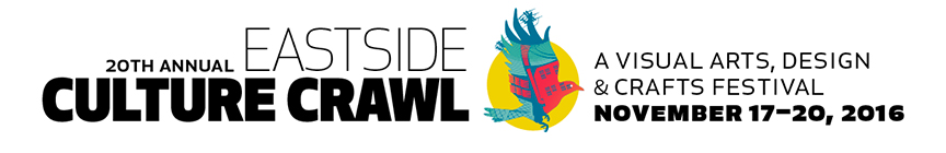 Eastside Culture Crawl 2016